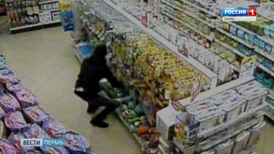 Похитителей молочных смесей разыскивает полиция