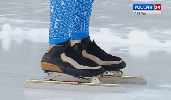 Юные конькобежцы из Перми выступают в полуфинале всероссийских соревнований