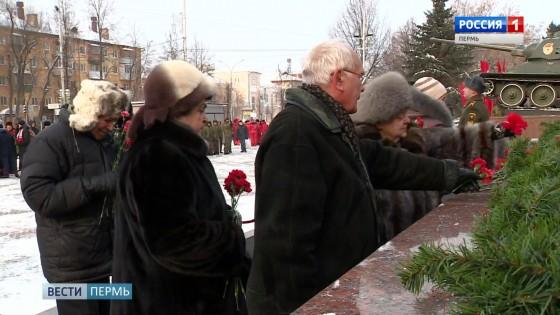 Годовщина полного снятия блокады Ленинграда