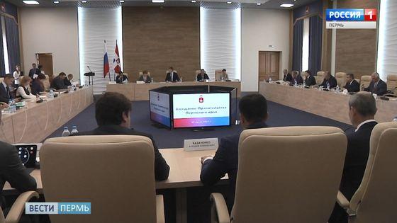 Краевые власти обсудили поддержку малого и среднего бизнеса