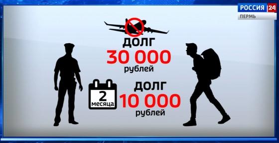 В Пермском крае стартует акция «В отпуск - без долгов!».