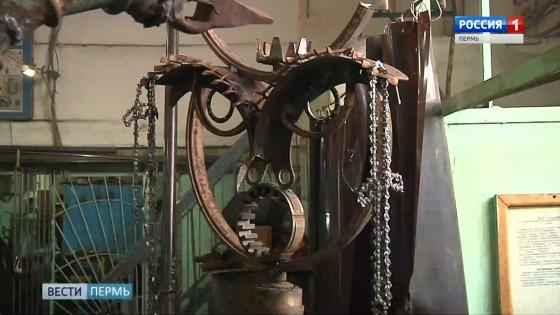 Студенты Кудымкара создают из металлолома арт-объекты в зверином стиле