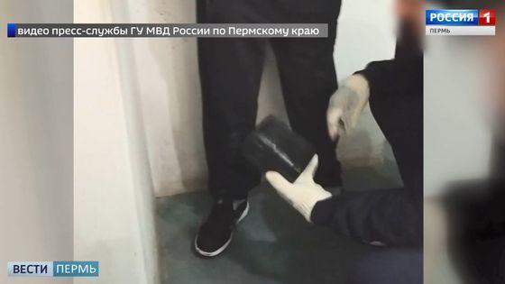 Прятал гашиш в штанах. В Перми полицейские задержали наркодилера