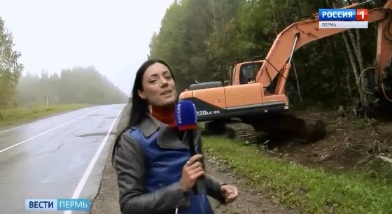 Предприниматель Иван Гуринов продемонстрировал как должны обслуживаться автодороги местного значения