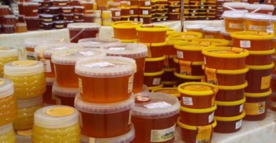 Ярмарка меда ждет покупателей в Пермском ДК ВОС