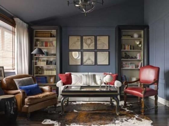 Выбрать стиль и заказать дизайн интерьера дома в считанные секунды