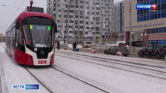 В Перми разработали цветовые коды для трамвайных маршрутов