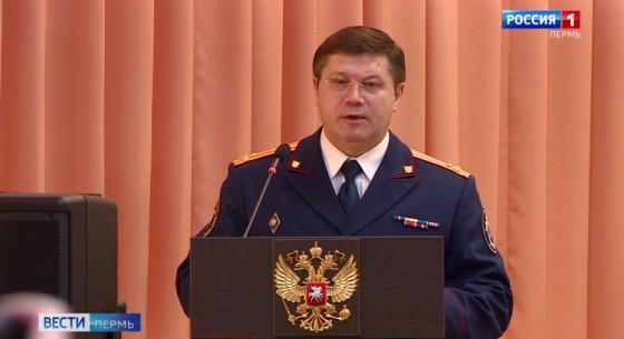 Началась проверка по факту гибели руководителя Следственного комитета по Пермскому краю