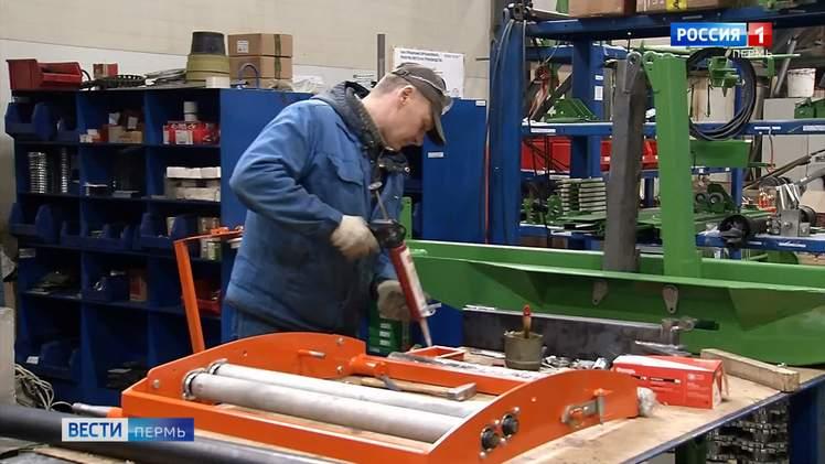 Краснокамский ремонтно-механический завод наращивает производство