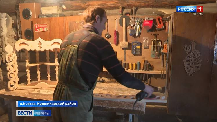 Чтобы было красиво: кудымкарский мастер-самоучка преображает мир