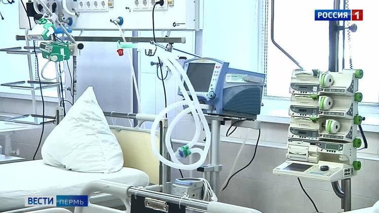 В Перми шесть больниц готовят для размещения больных коронавирусом
