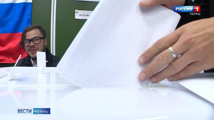 Закуплены маски, перчатки, ручки: как Пермский край готовится к голосованию