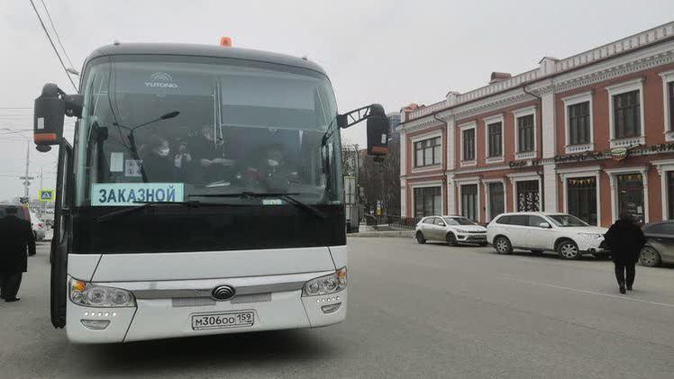 30 жителей Прикамья, прибывшие из Еревана, доставлены в Пермь