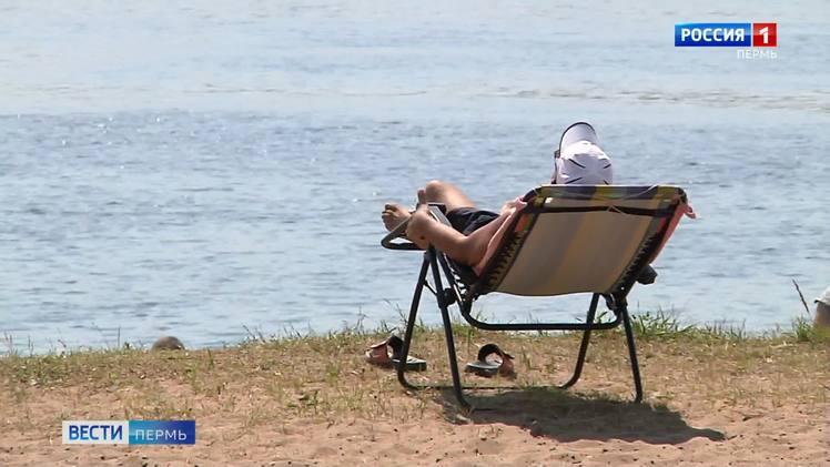В Прикамье ожидается до 38 градусов жары