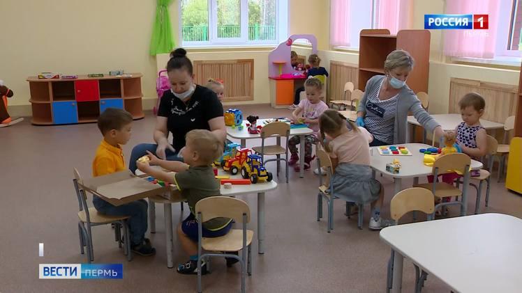 До конца года в Прикамье сдадут 13 детских садов