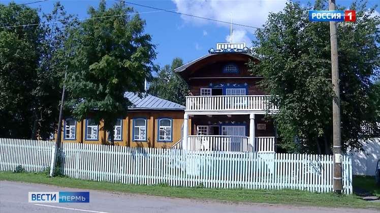 В селе Троица начинаются съемки фильма о Василии Каменском