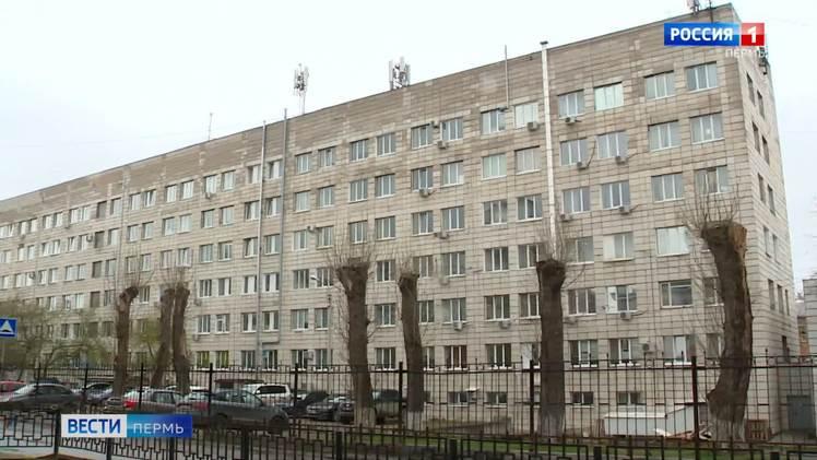 Шесть пациентов заразились коронавирусом в двух больницах Перми