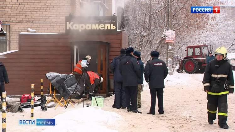 В Перми начинается суд по делу о гибели 5 человек в мини-отеле «Карамель»