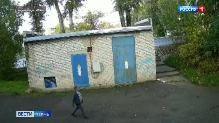 В Соликамске задержан подозреваемый в нападении на 6-летнего мальчика