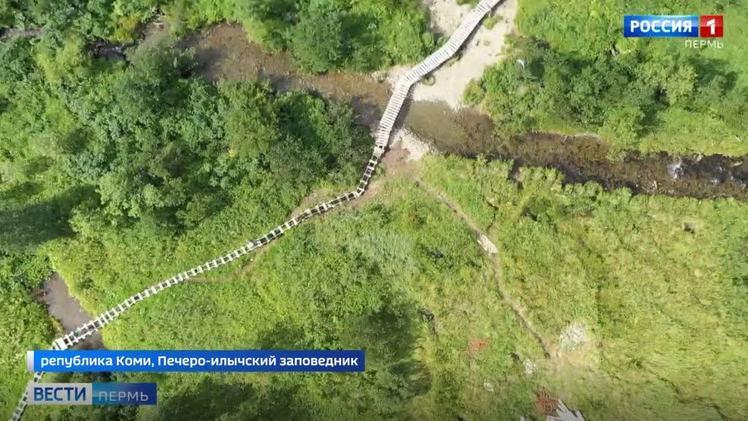Наедине с природой: из заповедника на севере Республики Коми вернулись пермские волонтеры