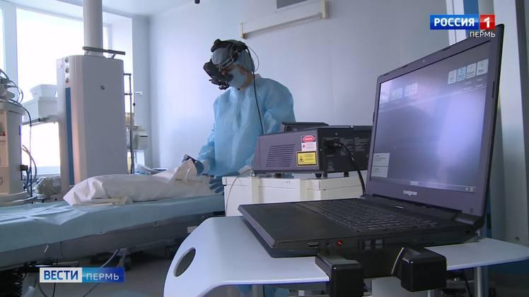 Офтальмологи детской краевой больницы получили новую лазерную установку