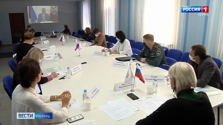 """""""Мы вместе"""": активисты всероссийской акции взаимопомощи собрались в штабе ОНФ"""