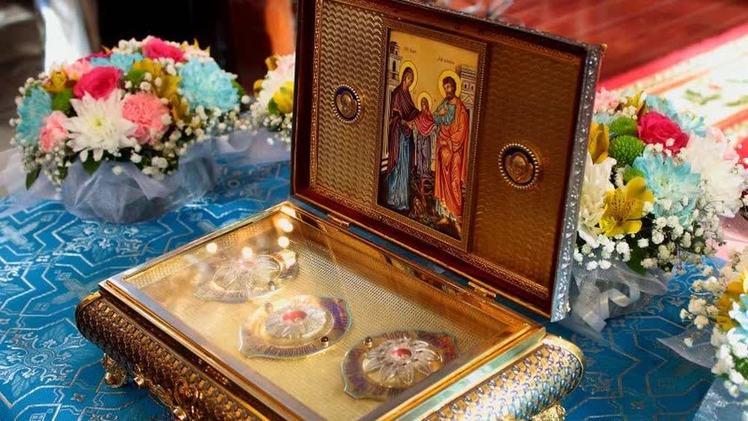 В Пермь прибудет Пояс Пресвятой Богородицы