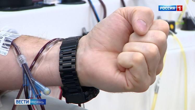Нужны доноры: в Пермском крае запасы крови тают на глазах