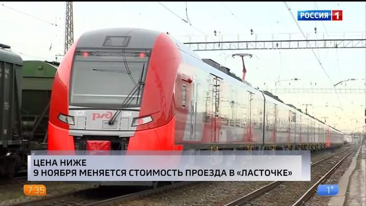 Билеты на краснокамскую «Ласточку» подешевели