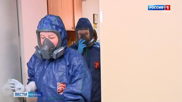 За предыдущие сутки в Пермском крае выявлено 292 новых случая заражения коронавирусом