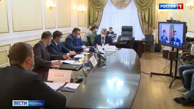 Губернатор Пермского края провёл прием граждан по личным вопросам