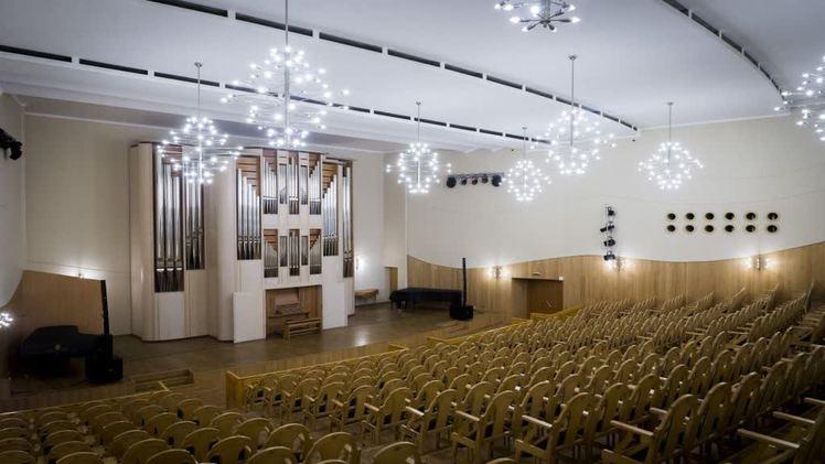 В Перми проходит XV Международный фестиваль органной музыки