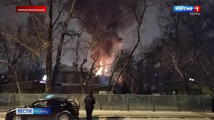 Пожар на Студенческой: губернатор поручил оказать необходимую помощь жильцам