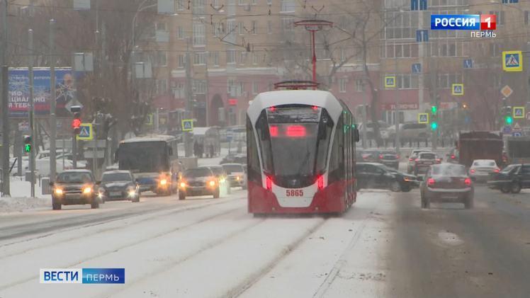 """""""Львята"""" для Перми: началась поставка второй партии новых трамваев"""