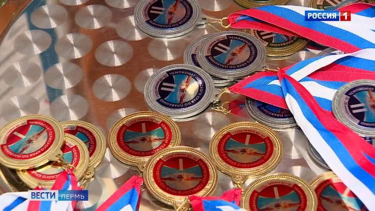 На Чемпионате и Первенстве края по плаванию разыграют 117 комплектов медалей