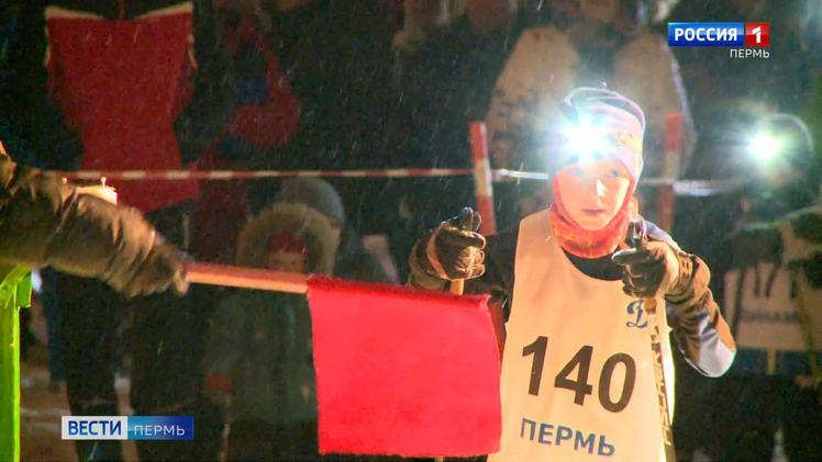 Вечернюю гонку с фонариками перенесли на неопределенный срок