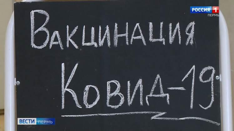 В Пермь доставлена еще одна партия вакцины от коронавируса