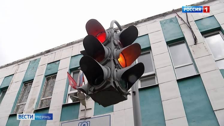 В Перми корректируют работу светофоров на пути объезда улицы Попова