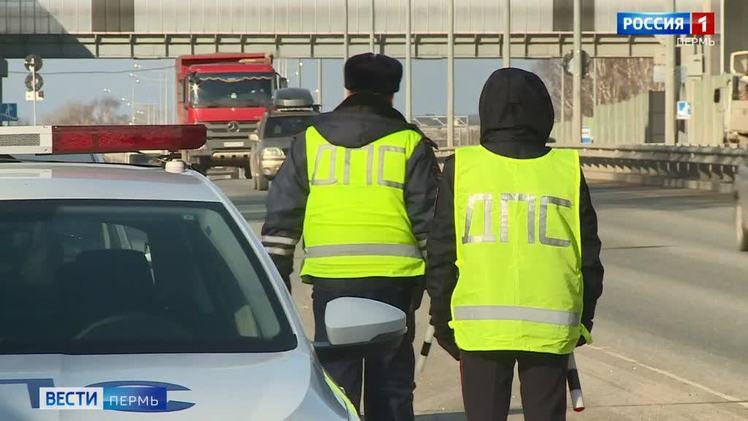 На региональных дорогах Прикамья временно ограничено движение большегрузов