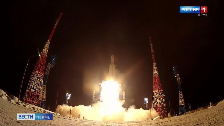 Дорога в космос начинается в Перми
