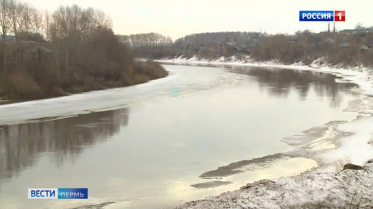 Синоптики: уровень воды в Сылве поднимется на 5 метров