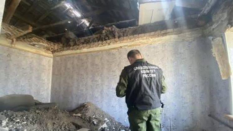 Потолок упал на спящего подростка. Следователи проводят проверку по факту ЧП в Березниках