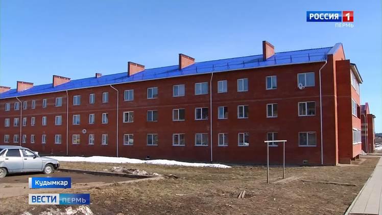 Шило на мыло: новый дом для переселенцев построили со множеством нарушений