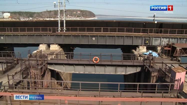 Камская ГЭС готова к безопасному пропуску половодья