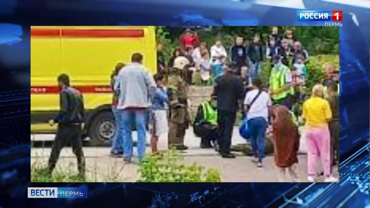 В микрорайоне Гайва в ДТП погибла 4-летняя девочка