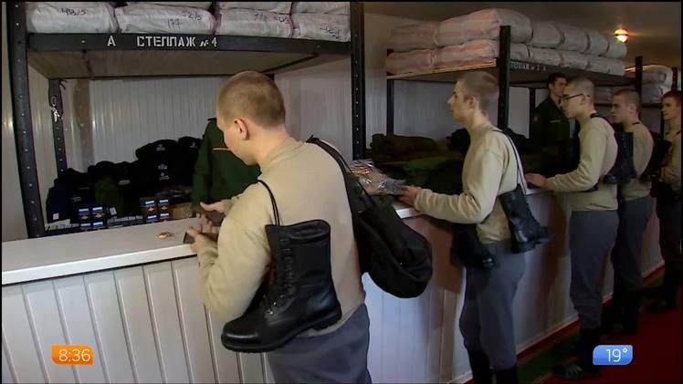 Военный комиссариат Пермского края проводит отбор в мобилизационный людской резерв