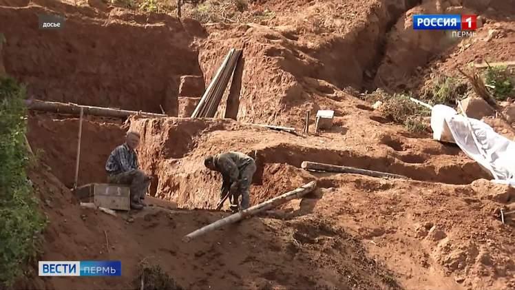В Оханском районе завершены палеонтологические раскопки