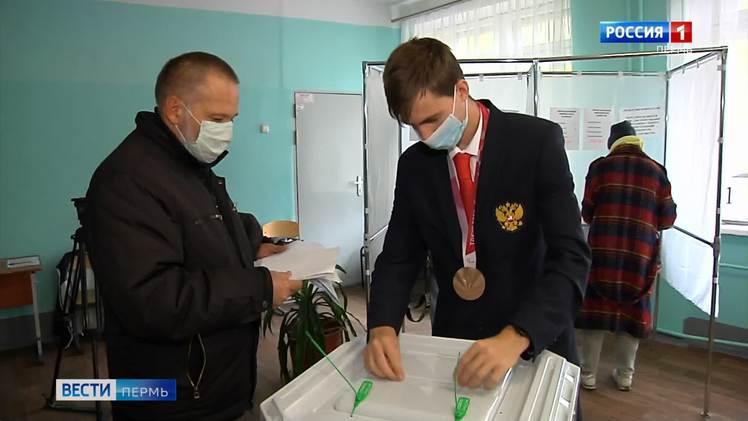 В Прикамье людям с ОВЗ создают комфортные условия для голосования