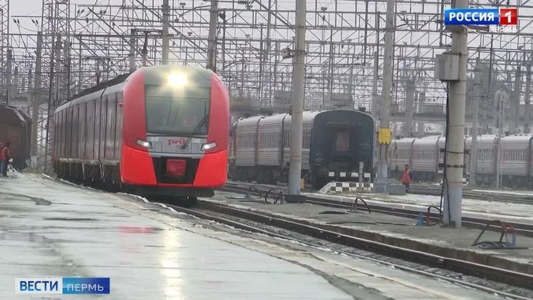 Губернатор Пермского края присоединился к первым пассажирам «Наземного метро» Перми