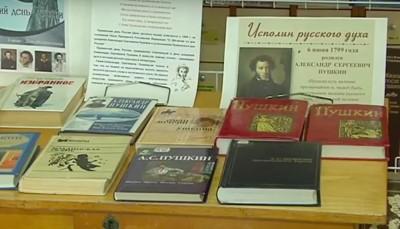 Читаем Пушкина